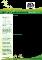 Newsletter February 2014